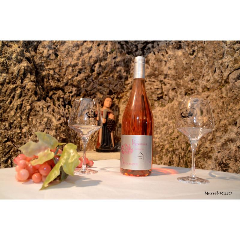 Vin de France Rosé Demi-Sec