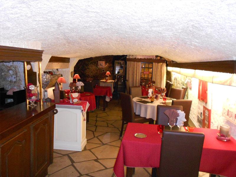 restaurant à Amboise